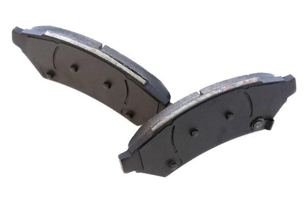 Ceramic Brake Pads - Part # SCD1075