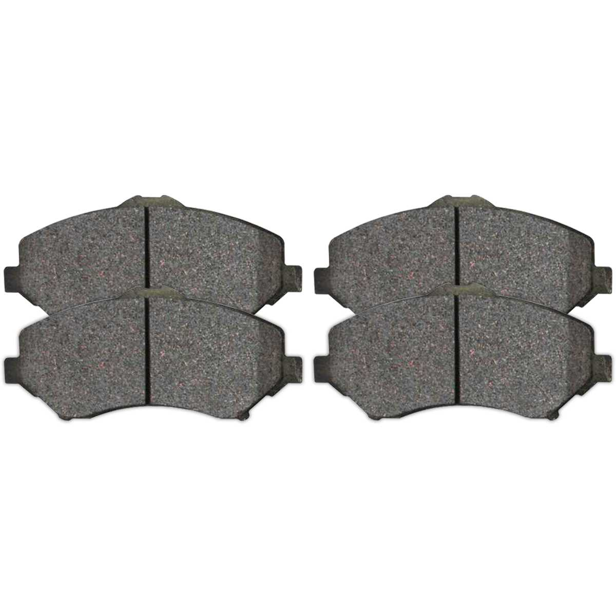 AutoShack SCD1375 Front Ceramic Brake Pads