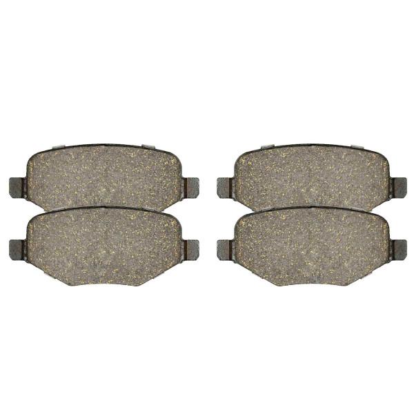 Ceramic Brake Pads - Part # SCD1377