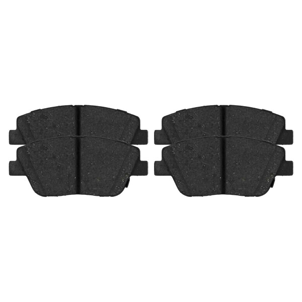 Front Ceramic Brake Pad Set - Part # SCD1444