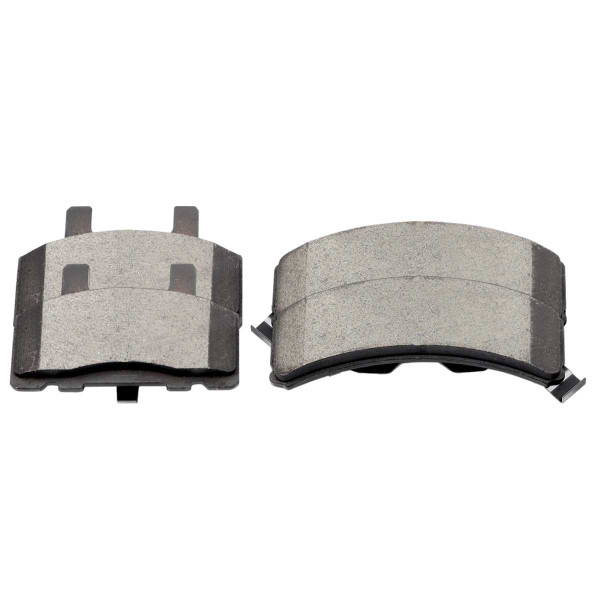 Front Ceramic Brake Pad Set - Part # SCD369