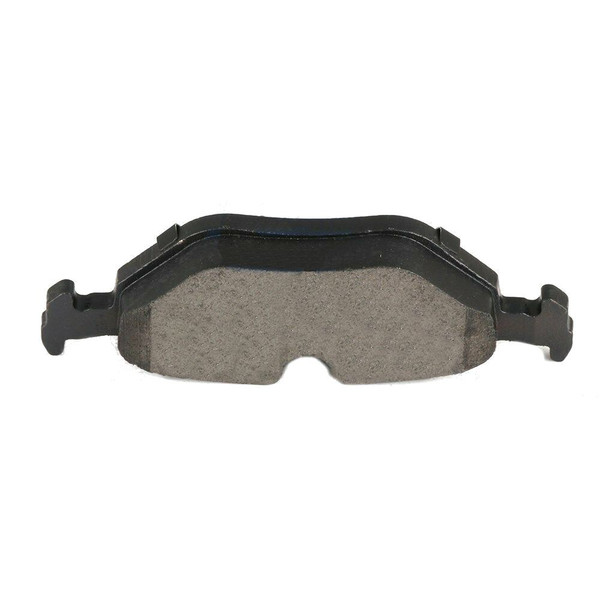 Rear Ceramic Brake Pad Set - Part # SCD396