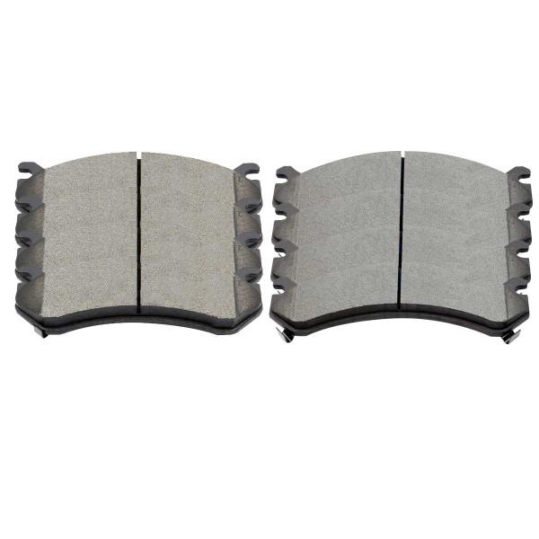 Front and Rear Ceramic Brake Pad Bundle - Part # SCD785-784