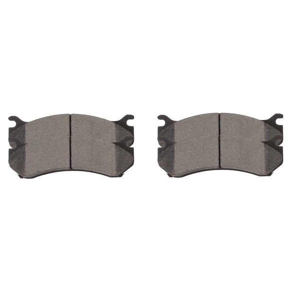 Ceramic Brake Pad Set 4 Wheel Disc - Part # SCD785