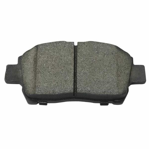 Front Ceramic Brake Pad Set - Part # SCD822