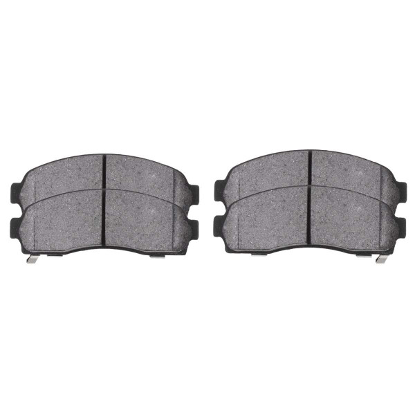 Front Ceramic Brake Pad Set - Part # SCD833