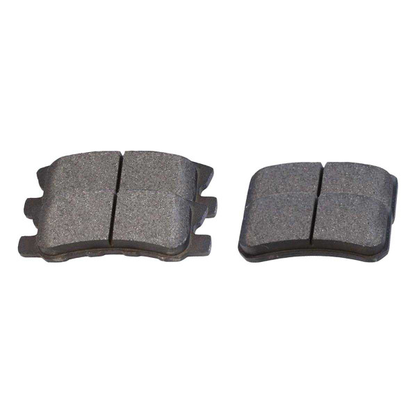 Ceramic Brake Pad Set 4 Wheel Disc - Part # SCD868