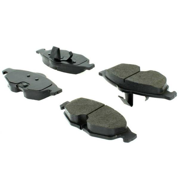 Front Ceramic Brake Pad Set - Part # SCD869