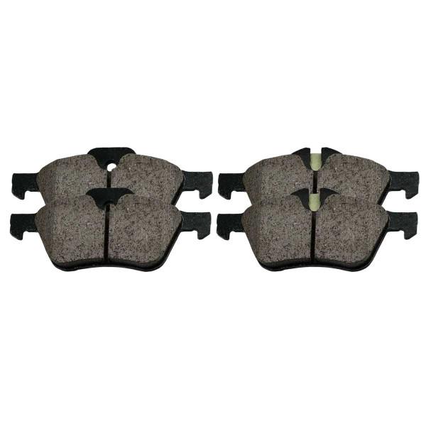 Front Ceramic Brake Pad Set - Part # SCD939