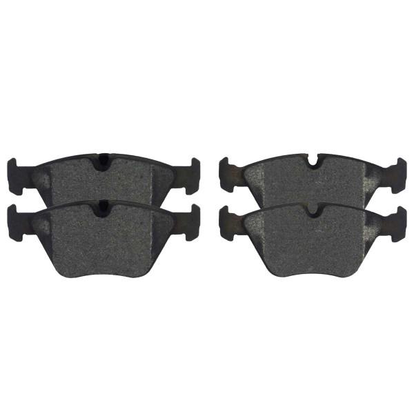 Front Ceramic Brake Pad Set - Part # SCD946