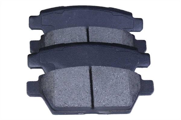 Semi Metallic Brake Pads - Part # SMK1161