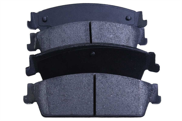 Rear Semi Metallic Brake Pad Set 4 Wheel Disc - Part # SMK1194