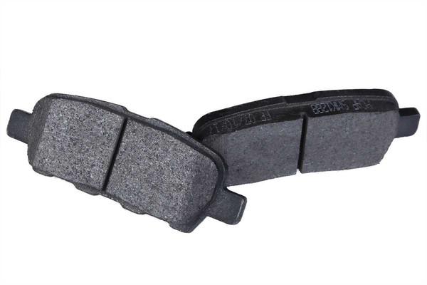 Semi Metallic Brake Pads - Part # SMK1288