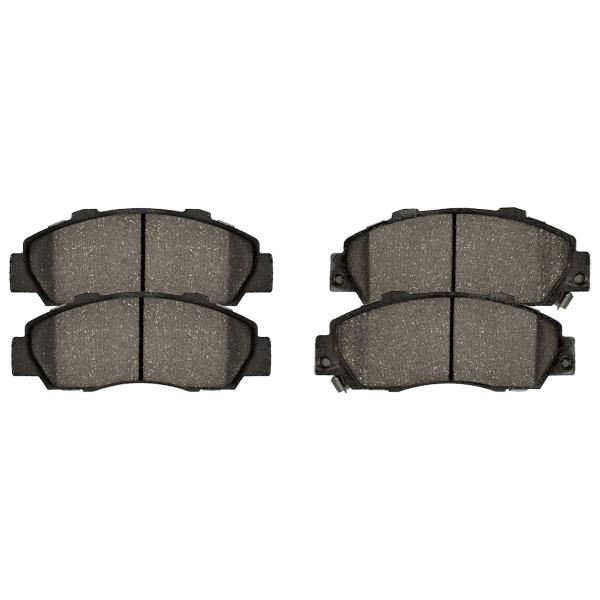 Front Semi Metallic Brake Pad Set - Part # SMK503