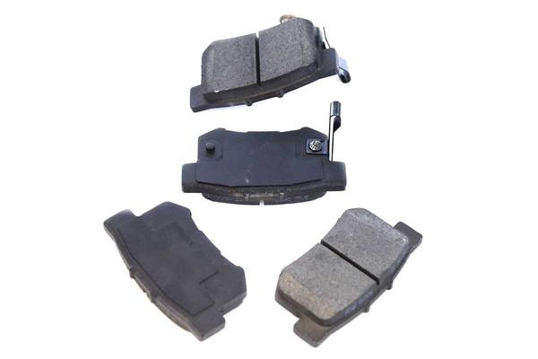 Rear Semi Metallic Brake Pad Set - Part # SMK536