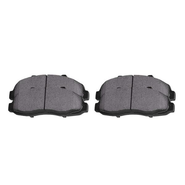 Front Semi Metallic Brake Pad Set - Part # SMK652