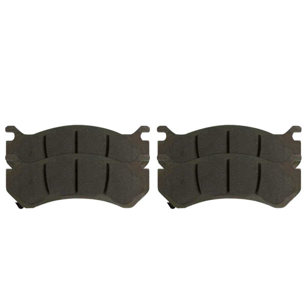 Semi Metallic Brake Pad Set 4 Wheel Disc - Part # SMK785