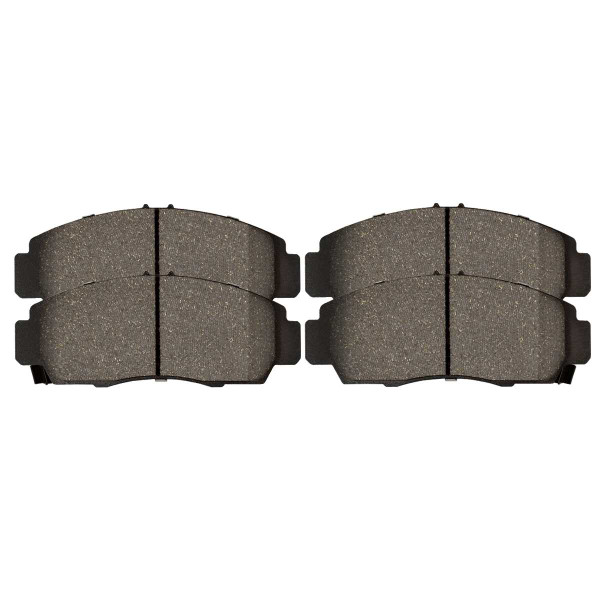 Front Semi Metallic Brake Pad Set - Part # SMK787