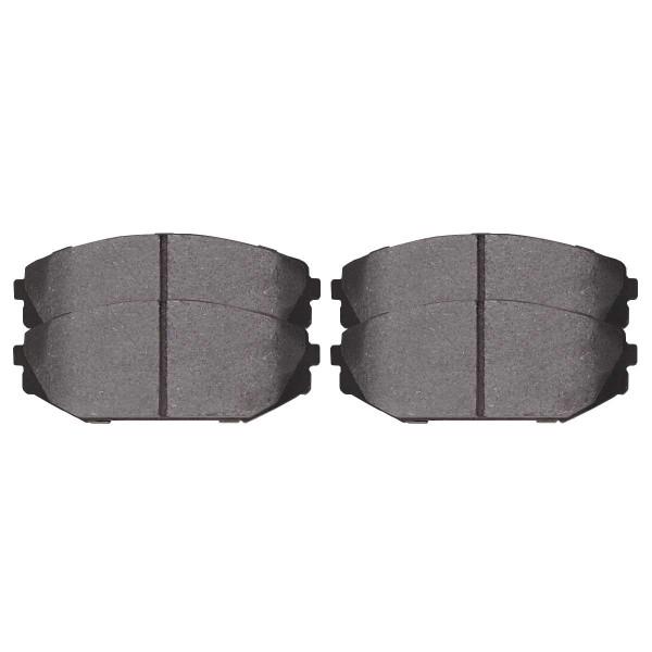 Front Semi Metallic Brake Pad Set - Part # SMK793