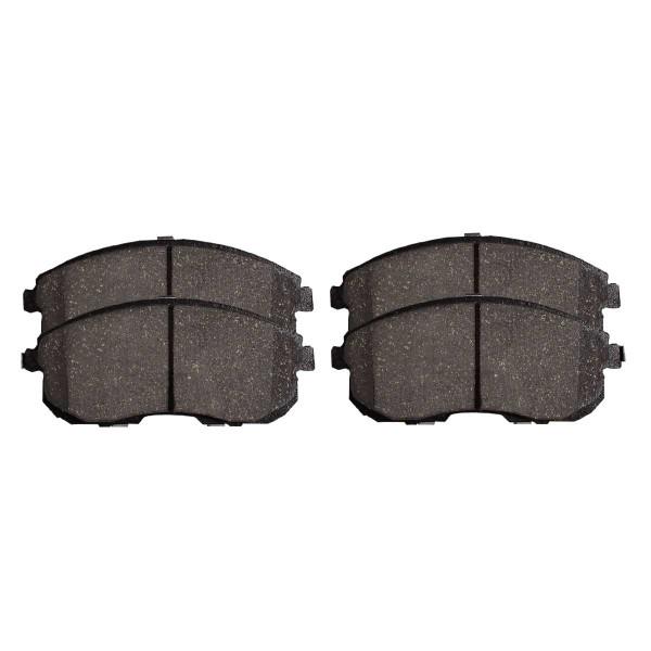 Front Semi Metallic Brake Pad Set - Part # SMK815A