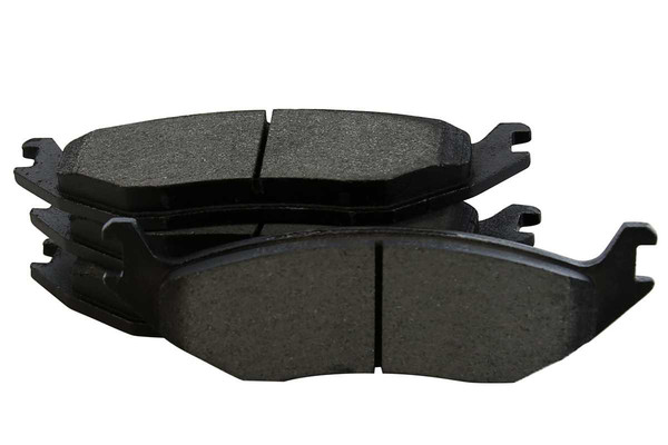 Rear Semi Metallic Brake Pad Set 4 Wheel Disc - Part # SMK967