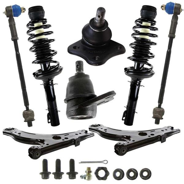 Eight (8) Piece Chassis Suspension Kit - Part # SUSPKG778