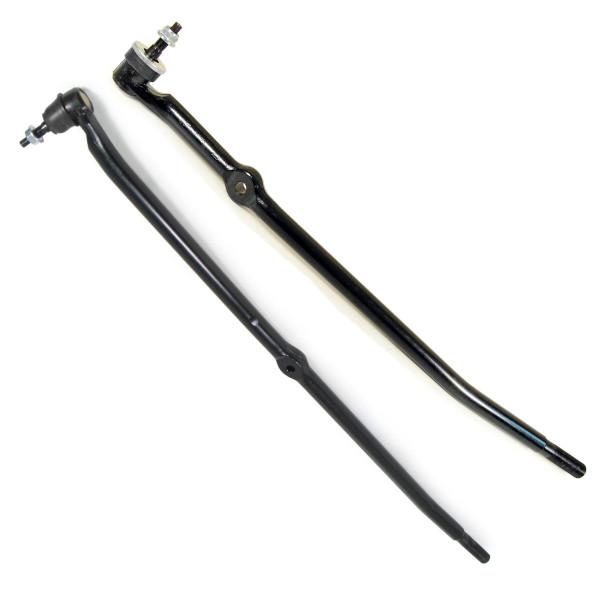 [Front Set] Drag Link & Outer Tie Rod End - Part # TRK3001PR