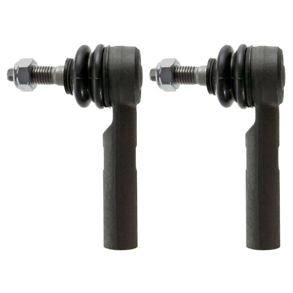 Front Outer Tie Rod End Pair 2 Pieces Fits Driver and Passenger side - Part # TRK3055PR