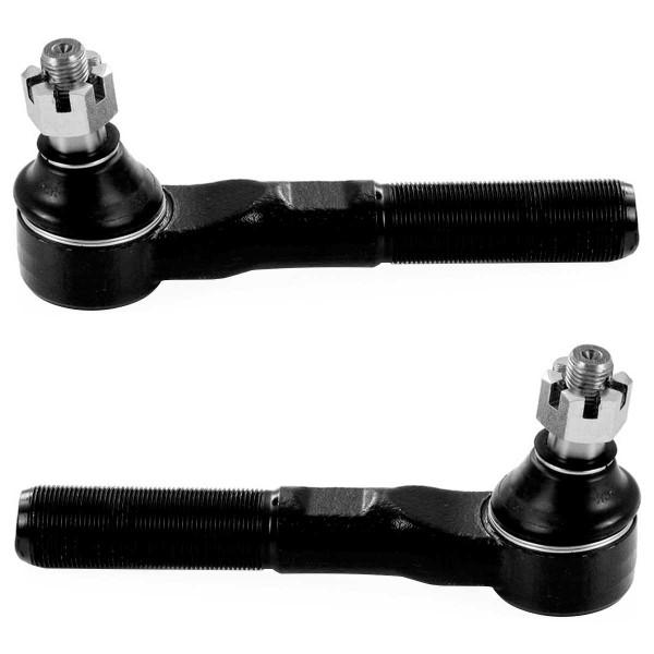 Front Tie Rod End Pair 4WD - Part # TRK3169-3057