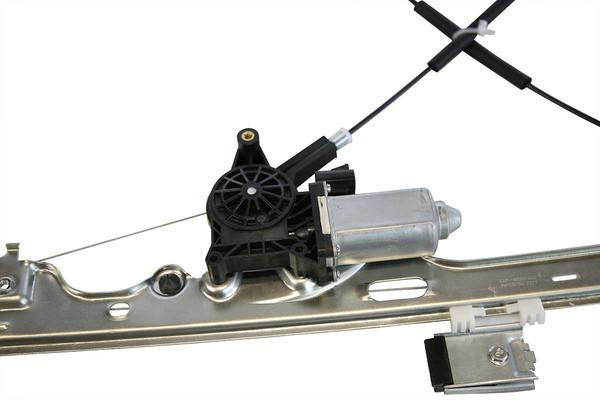 Power Window Regulator With Motor - Part # WR841445