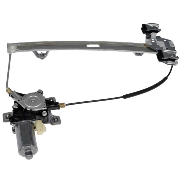 Rear Passenger Right Power Window Regulator with Motor - Part # WR851710