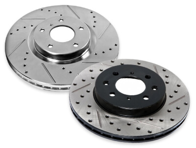 AutoShack.com Silver Performance Rotors